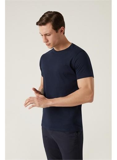 Damat Damat Haki T-Shirt Lacivert